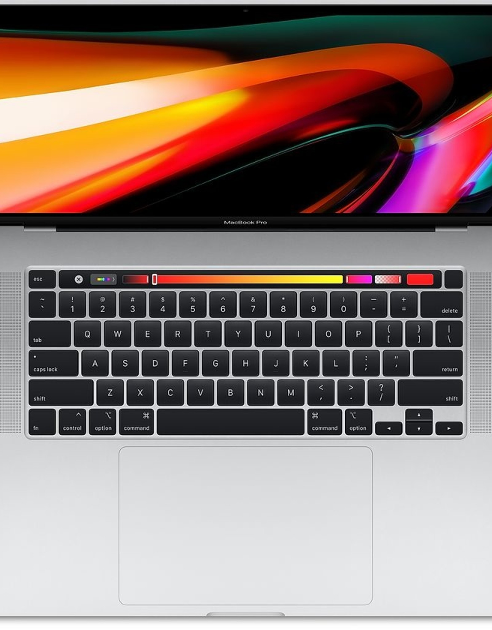 "Apple MACBOOK PRO 16"" WITH TOUCH BAR RADEON PRO 5300M - SILVER (2019-LE)"