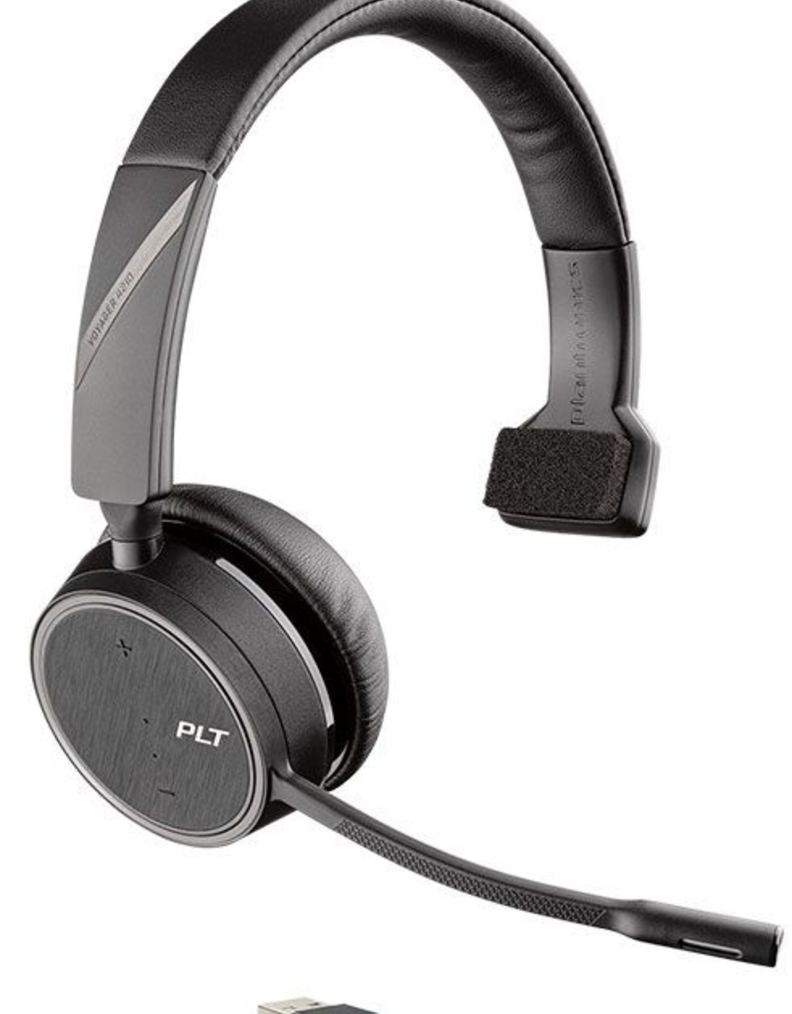 PLANTRONICS PLANTRONICS VOYAGER B4210 1-EAR USB-A WIRELESS HEADSET