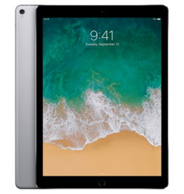 Apple 12.9 iPad Pro Wi-Fi 64GB Space Gray W/ 3 yr AppleCare Plus