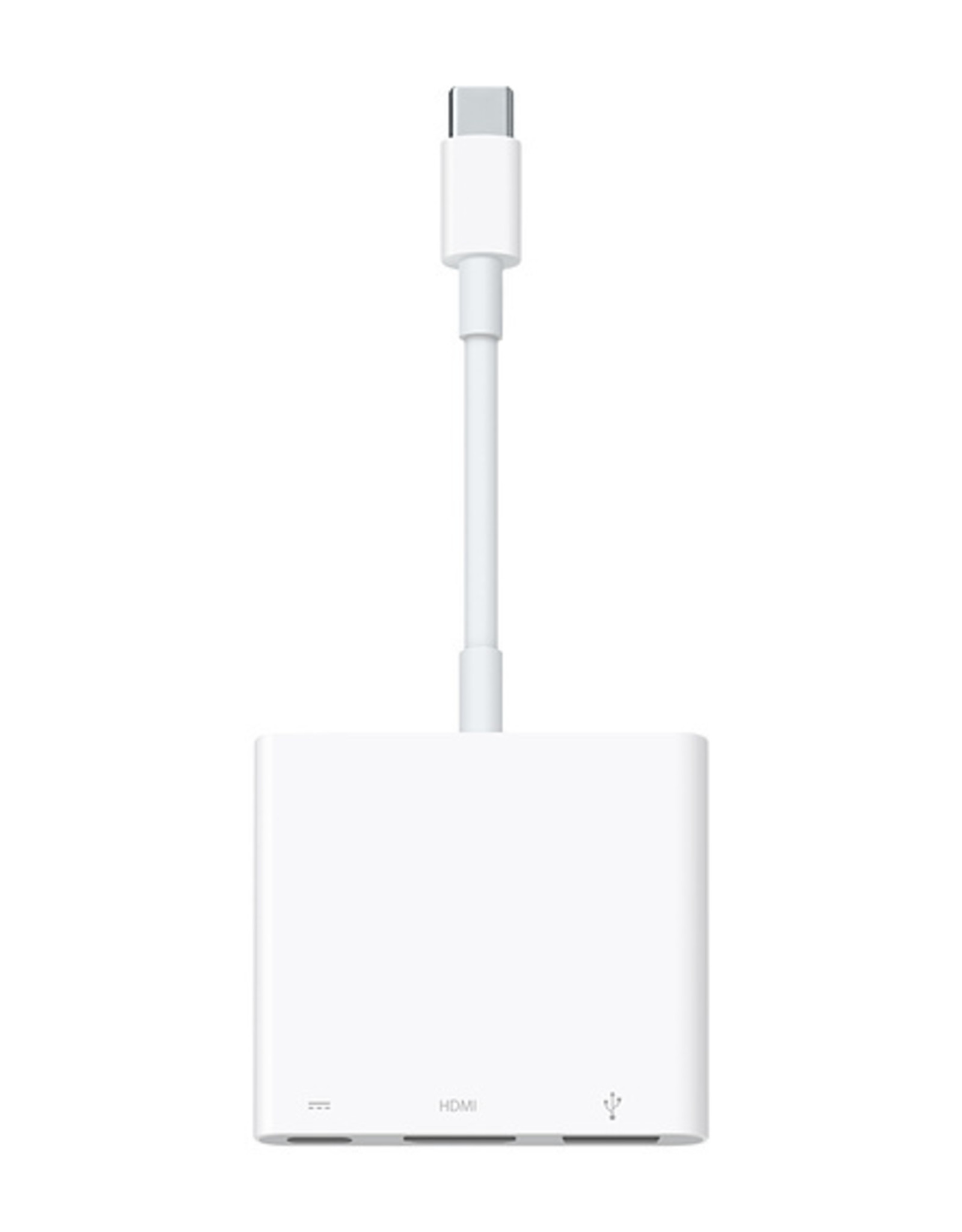 Apple APPLE USB-C DIGITAL AV MULTIPORT ADAPTER (2019 VERSION)