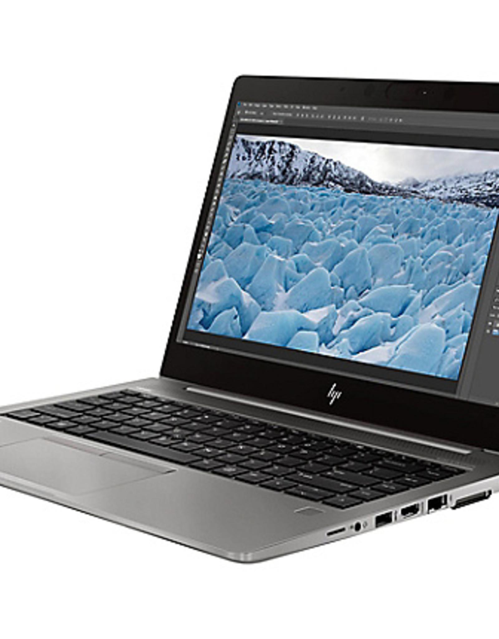 HP ZBOOK 14U G6 I5 8265U/8GB/256SSD/14 FHD NON-TOUCH/4YR ADP