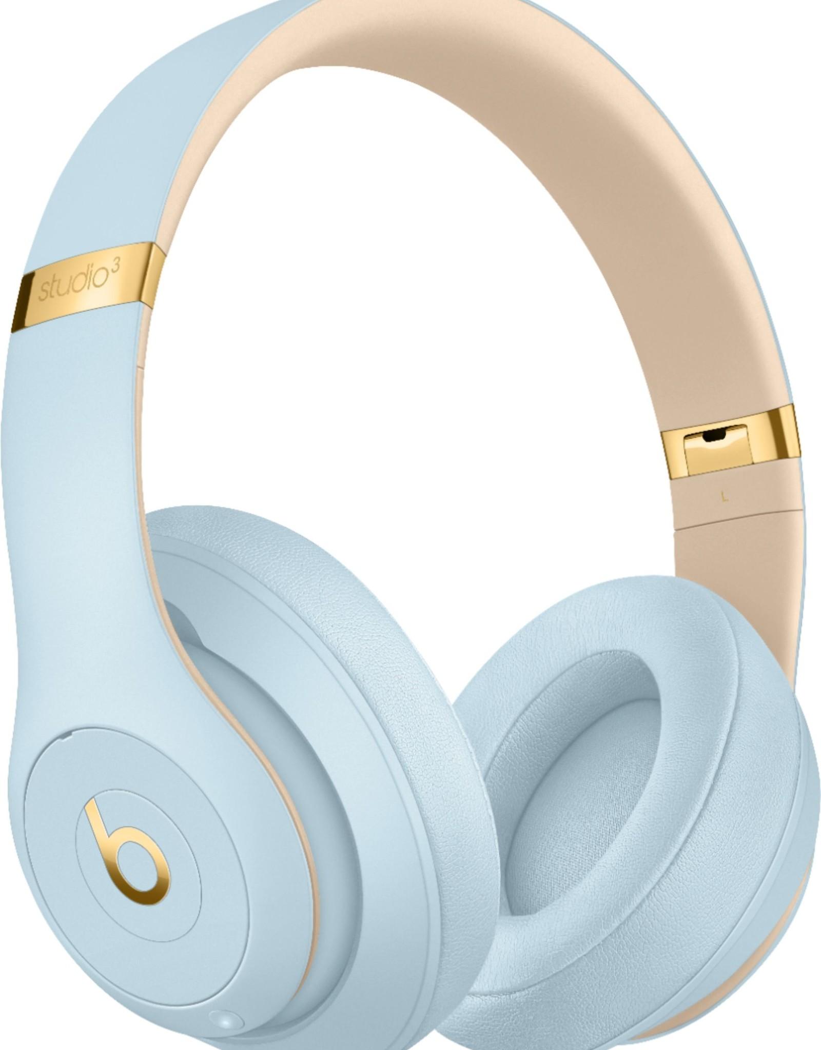 Apple APPLE BEATS STUDIO3 WIRELESS HEADPHONES - CRYSTAL BLUE