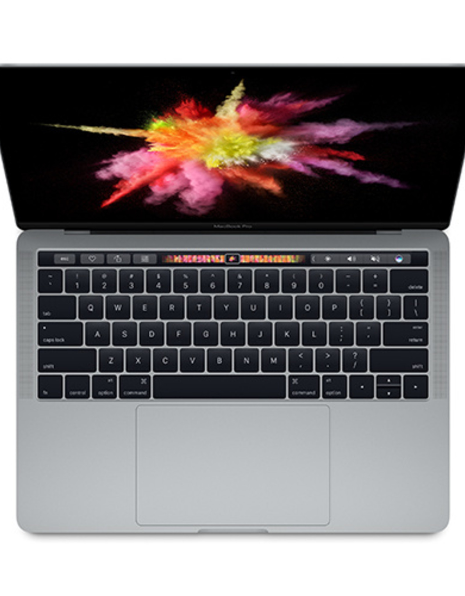 """Apple APPLE MACBOOK PRO 13"""" WITH TOUCH BAR - SPACE GRAY 3.5 GHZ I7 16 GB 1 TB"""