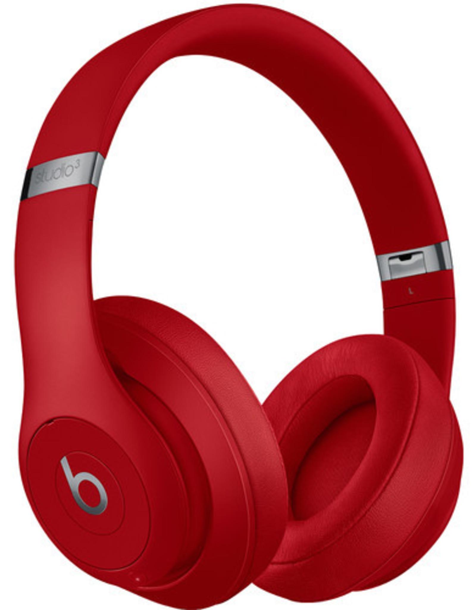 Apple APPLE BEATS STUDIO3 WIRELESS HEADPHONES - RED