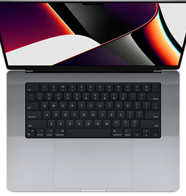 """Apple MACBOOK PRO 16"""" WITH M1 PRO CHIP - SPACE GRAY (2021-HE)"""