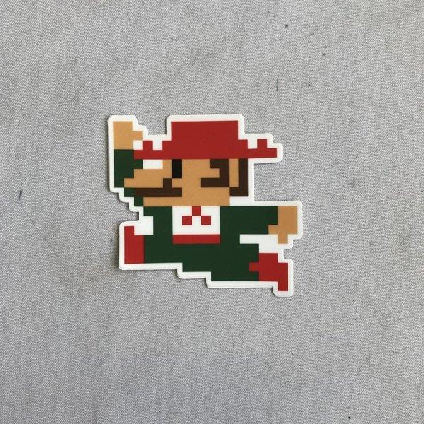 Mariachi Mario Sticker- 20