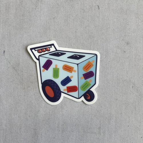 Paleta Cart Sticker- 20