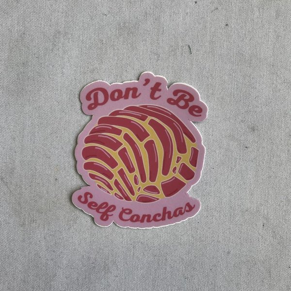 Self Conchas Sticker- 20