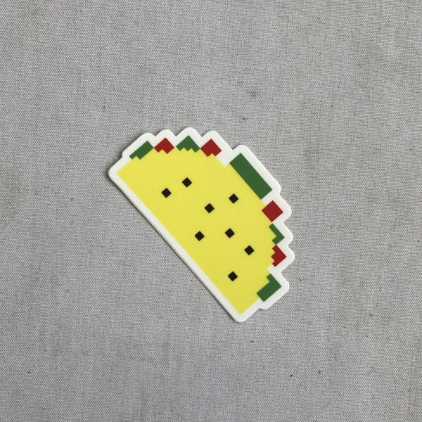 Taco Sticker- 20