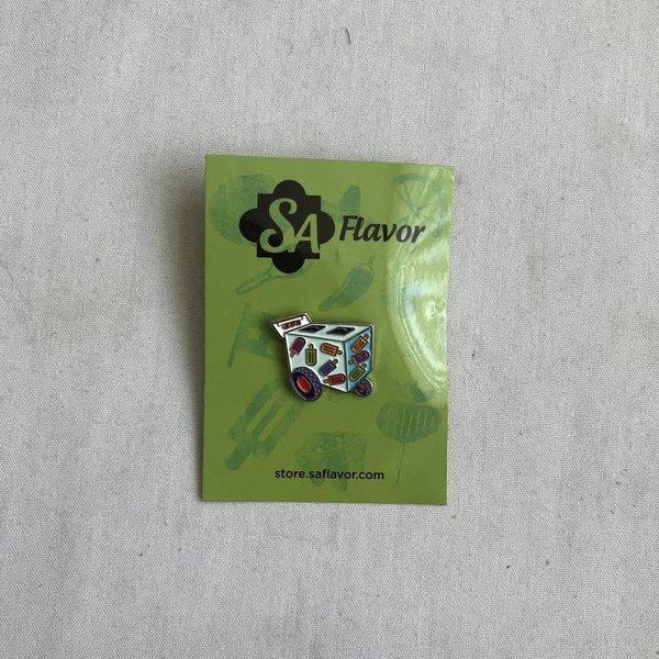 Paleta Cart Pin- 20