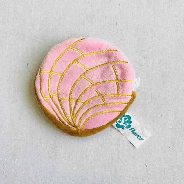 Pink Concha Coin Purse- 20