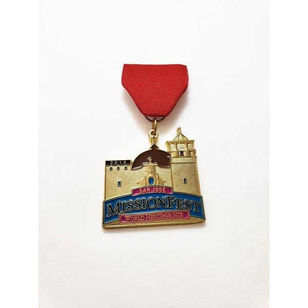 Missionfest Vintage Medal- 2019