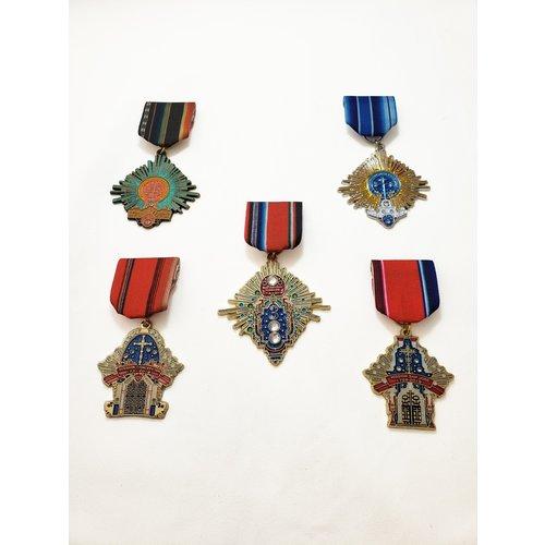 Mission Medal Set- 2019