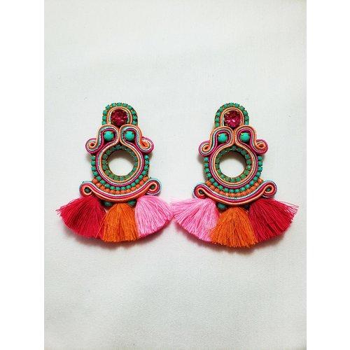 Treasure Jewels Bekah Earrings-20