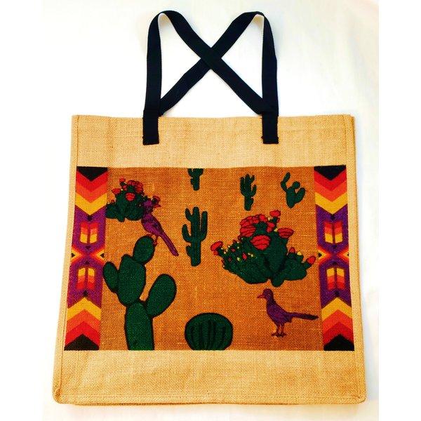 Cactus Jute Bag-20