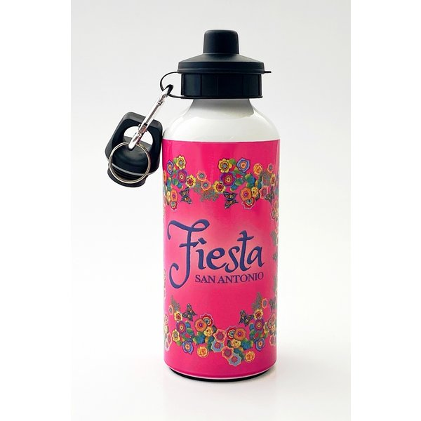 2020 Official Poster Sports Bottle
