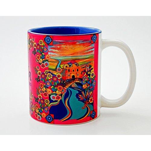 2020 Official Poster Sublime Mug -Blue
