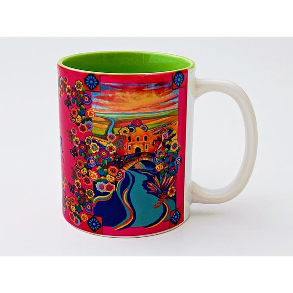 2020 Official Poster Sublime Mug -Lime Green