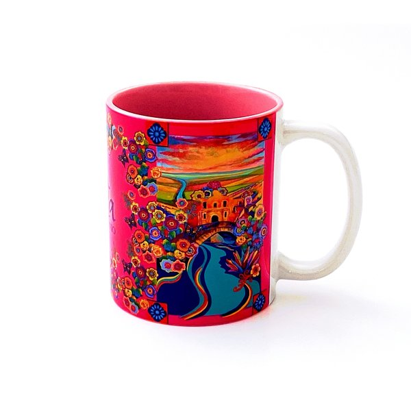 2020 Official Poster Sublime Mug -Petal Pink