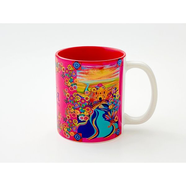 2020 Official Poster Sublime Mug -Red