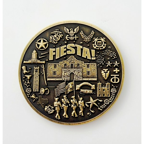 2020 Official Poster Coin