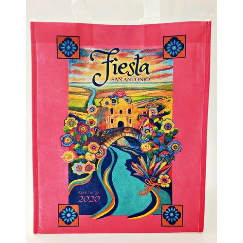 2020 Official Poster 10x12 Bag