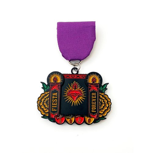 2020 S.A. Flavor OFRENDA Medal