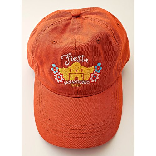 2020 Official Poster Ladies Cap Pumpkin