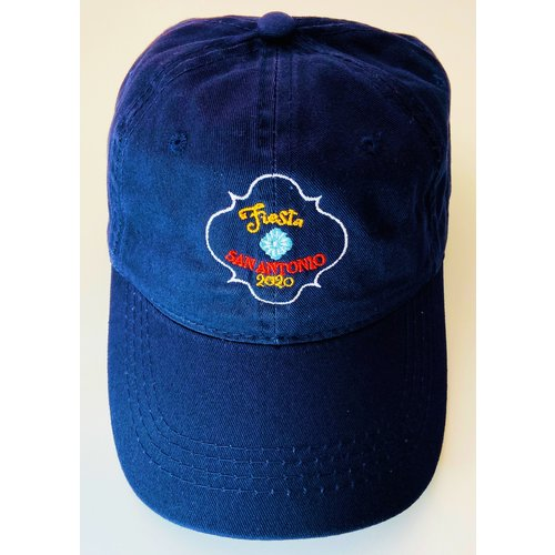 2020 Official Poster Men's Cap Navy