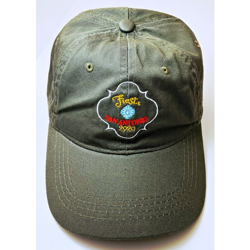 2020 Official Poster Men's Cap Olive