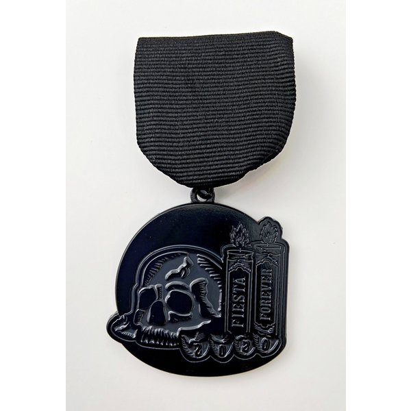 S.A. Flavor Fiesta Forever Medal- 2020