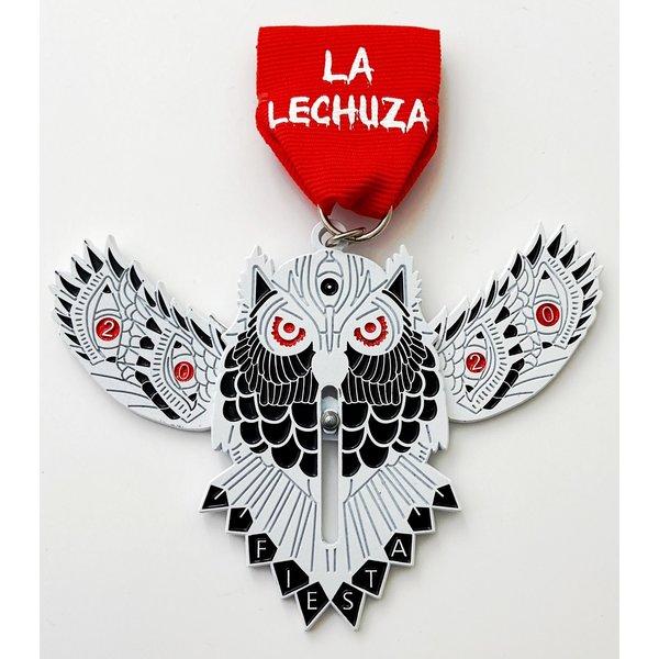 #9 La Lechuza by Mira Medals- 2020