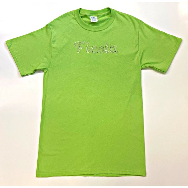 2020 Ladies Fiesta Tee Lime