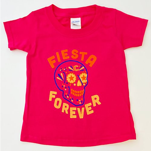 Fiesta Forever Girls Toddler Shirt
