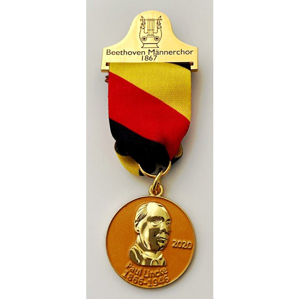 #17 Beethoven Maennerchor Medal 2020