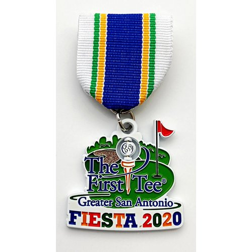 #18 The First Tee of Greater San Antonio Medal- 2020