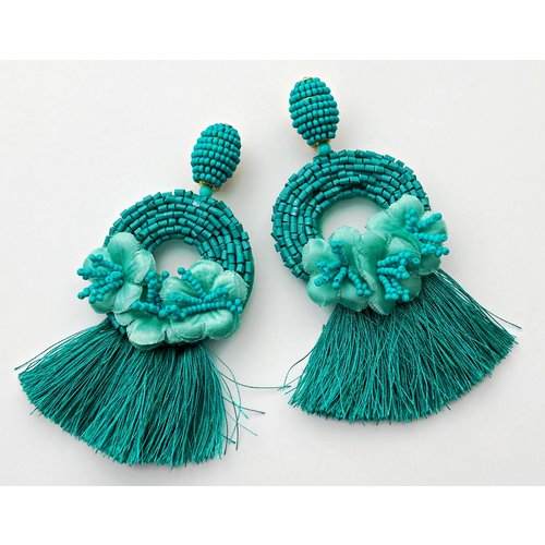 Rita Mix Colors Earrings-19