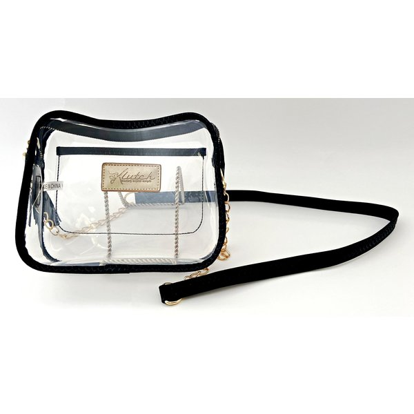 Klear Stadium Box Crossbody -Black-19