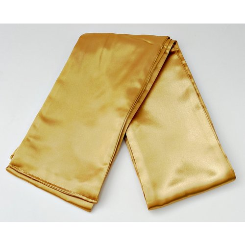 2018 Satin Sash Gold