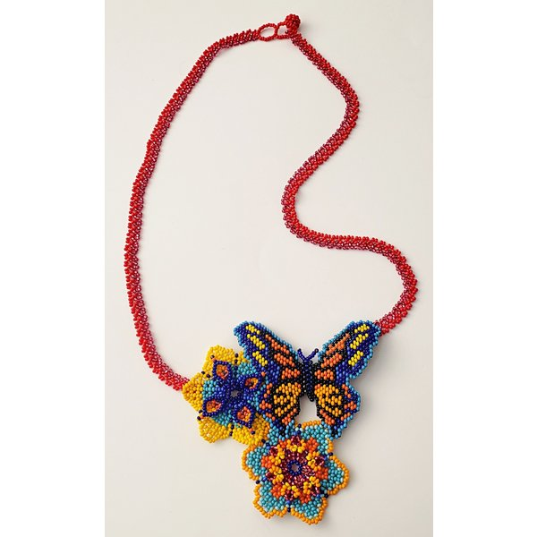 2020 Official Poster Beaded Necklace By Treasure Jewels