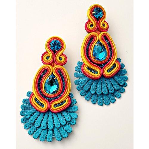 Treasure Jewels Sammy Fiesta Earring-20