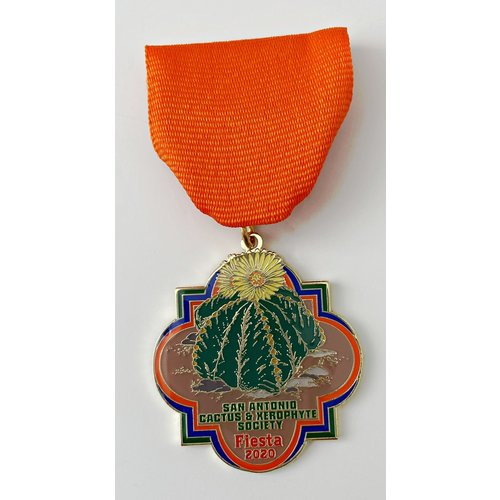 #24 Cactus & Xerophyte Society Medal- 2020