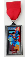 #25 Diana's Medals- GuapoMan Medal- 2020