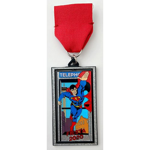 #25 Diana's Medals- GuapoMan Medal- 2020