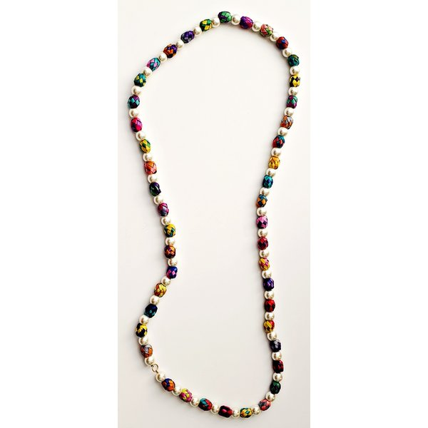 Single Pearl Strand Necklace-2020