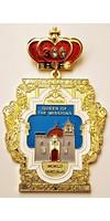 #27 Mission San Jose- 300 Anniversary Medal- 2020