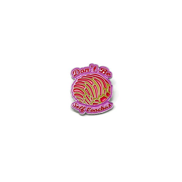 SA Flavor Pink Concha Lapel Pin- 2020