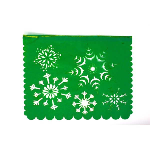 Chritmas Papel Picado by- SA Flavor-19