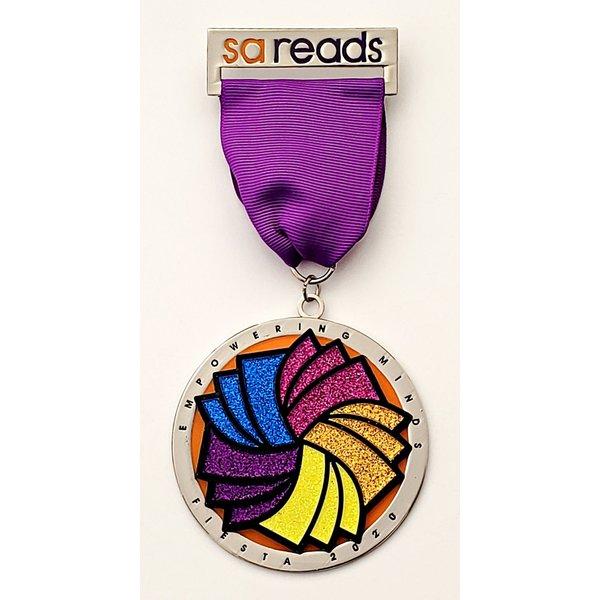 #32 SA Reads Medal- 2020
