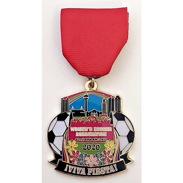 #33 Women's Soccer Association Medal- 2020
